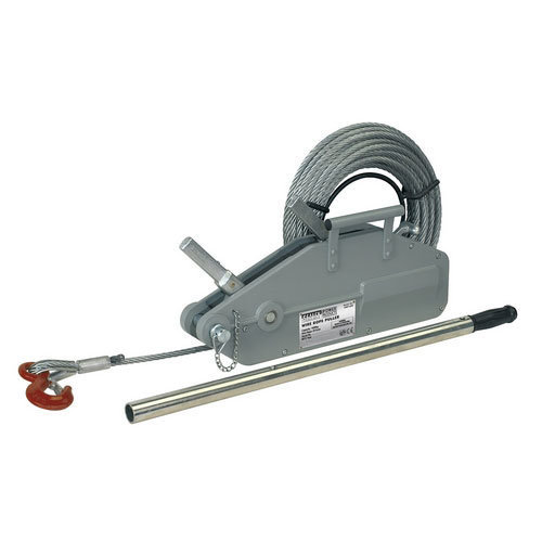 Sealey WRP1600 1600kg Wire Rope Puller