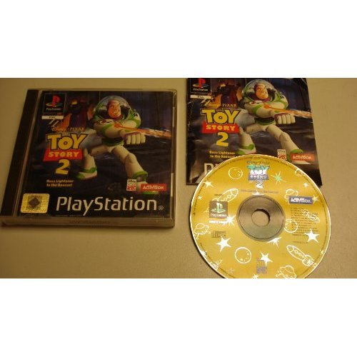 """Toy Story 2 """"Buzz Lightyear to the Rescue"""""""