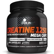 Olimp Creatine 1250 Monohydrate 400 Mega Caps