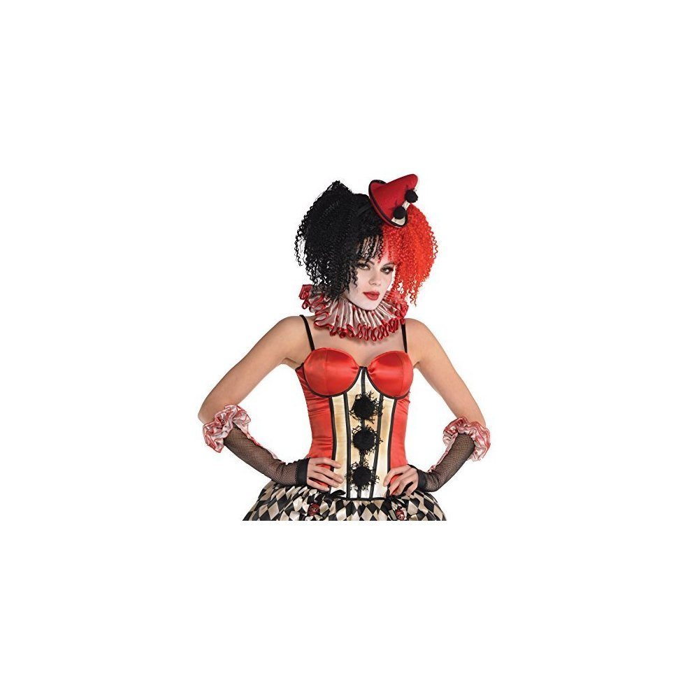 39cce9321a Halloween Circus Clown Corset - Size Medium Large - on OnBuy