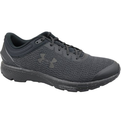 Under Armour Charged Escape 3 3021949-002 Mens Black running shoes