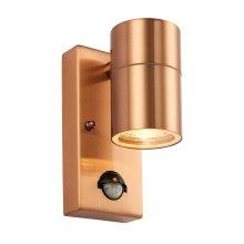 PIR 1 Light Wall Bracket IP44 35W