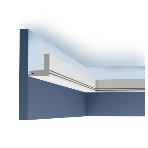 Orac Decor C361 LUXXUS Cornice Moulding Indirect lighting | 2 m