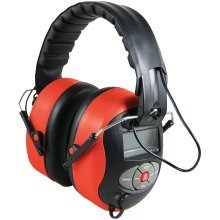Delta Plus Pit Radio 2 SNR 28dB Electronic Ear Defenders FM MP3 AUX