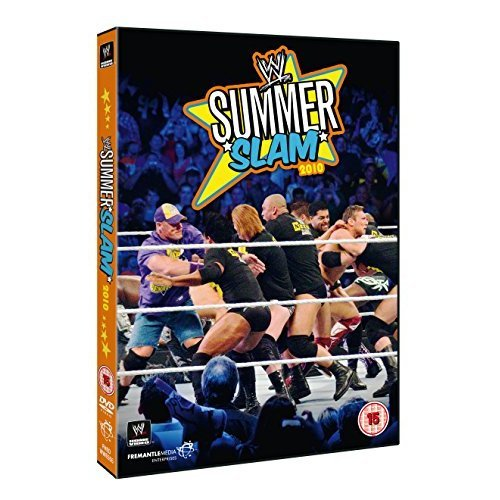 WWE - Summerslam 2010 [DVD]