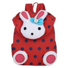 Children Shoulder Bag Cute Cartoon Bag Animals Kids Book Backpack Baby Girls School Bag,J