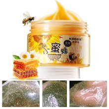 Honey Blackhead Remover Facial Peel Off Mask Brightening Wax Moisture Whitenining
