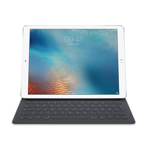 Apple Smart Keyboard for 12.9-inch iPad Pro Smart Connector Black...