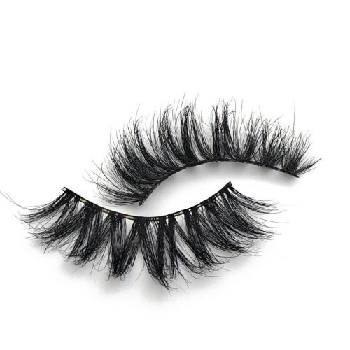 8328ca03f72 Dollbaby London 'Santorini' Faux Mink Extra Wispy Multi Layered Criss Cross  Lashes Fluffy Reusable False Eyelashes on OnBuy