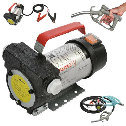 Portable 12V Oil Fluid Extractor Electric Transfer Pump Car Fuel Free Deliver