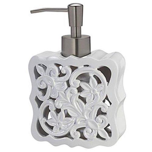 Creative Bath BEL59WH Belle Lotion Dispenser