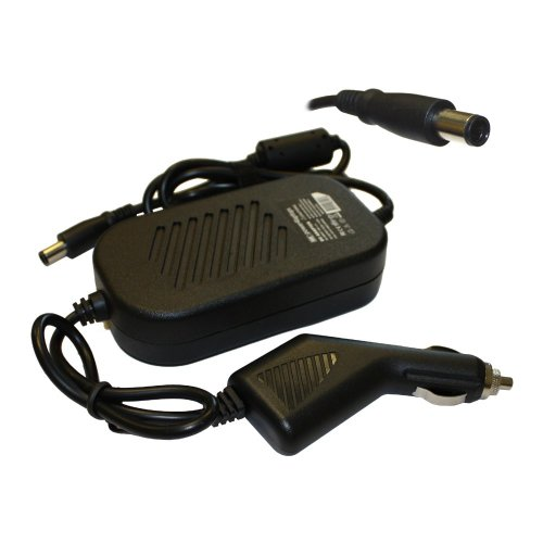 HP Envy 17-1116TTX Compatible Laptop Power DC Adapter Car Charger
