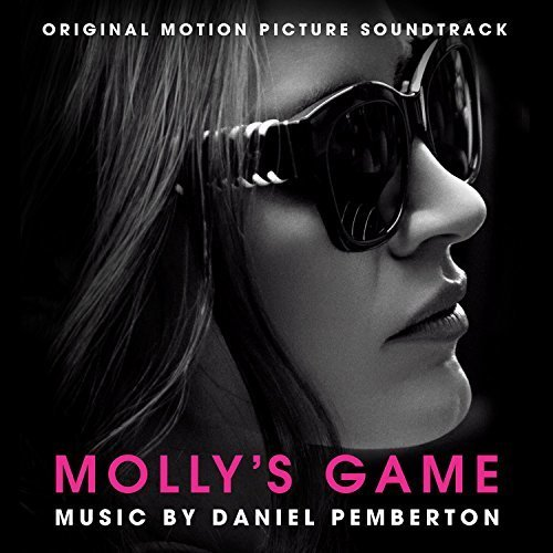 Daniel Pemberton - Mollys Game (Original Motion Picture Soundtrack) [CD]