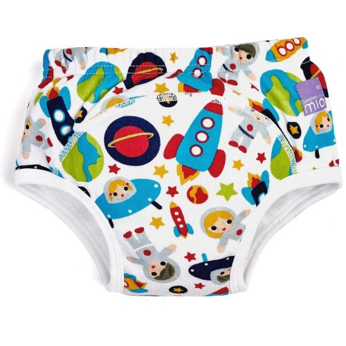 Bambino Mio Reusable Potty Training Pants Outer Space