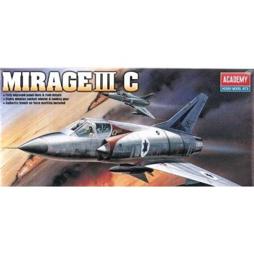 Aca12247 - Academy 1:48 - Dassault Mirage Iiic