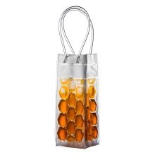 Wine Cooler Bag with Handles - Orange