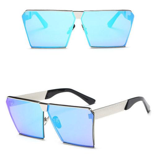 1b4b6d3517 Women Fashion Square Anti-UV Sunglasses Travel Colors Casual ...