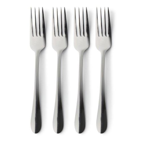 Windsor Stainless Steel Dinner Forks, Set of 4
