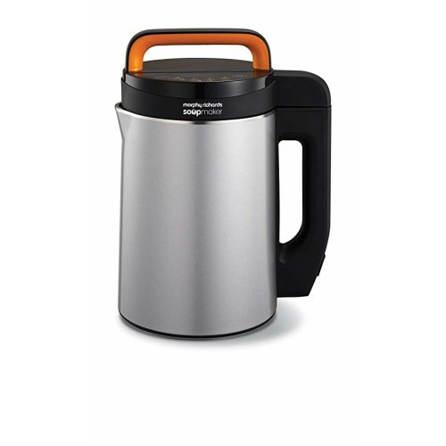 Morphy Richards 501040 Soup Maker   Stainless Steel Soup Maker