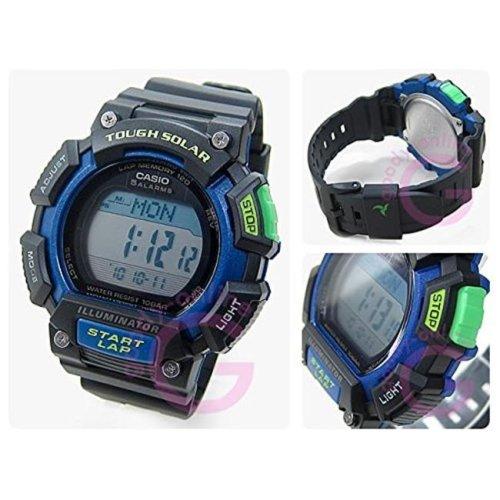 Casio STLS110H-1B2 Mens Digital Watch, Black