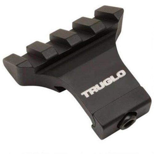 Truglo TG8975B Off-Set Riser Mount, Black