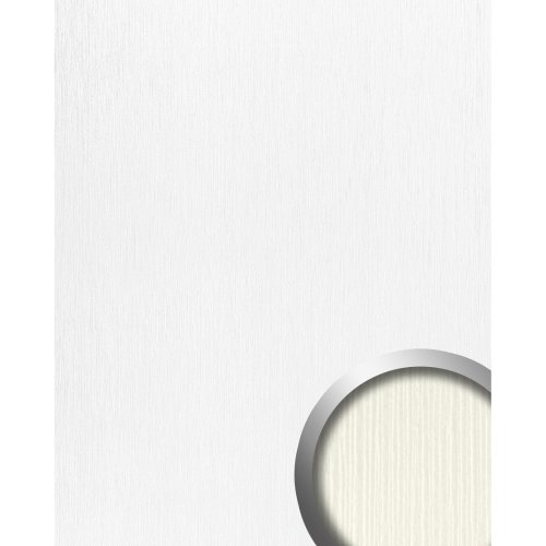 WallFace 15770 TOUCH Wall panel wallcovering wall panel textured white 2.60 sqm