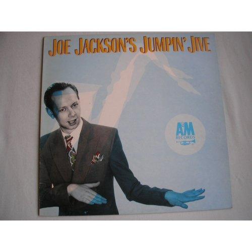 JOE JACKSON - Jumpin' Jive UK LP 1983 ex+/ex