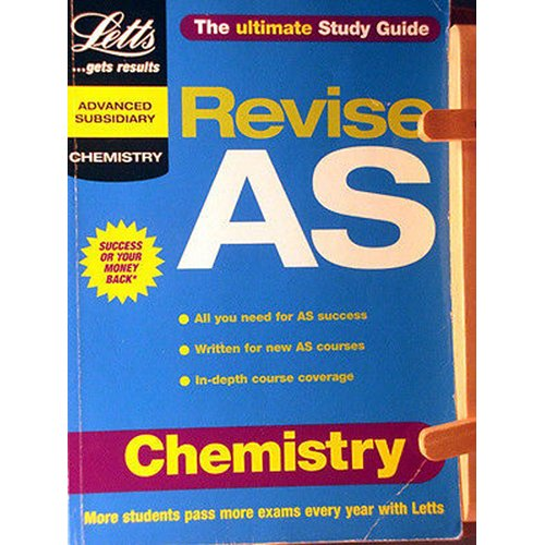 Chemistry: AS Study Guide