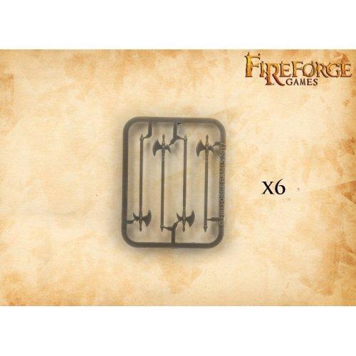 Fireforge Games Halbards Type 1