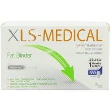 XLS Medical Fat Binder 180 Tab
