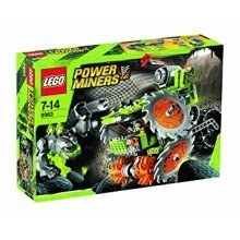 LEGO Power Miners 8963: Rock Wrecker Brand New Sealed