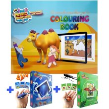 Magic Colouring Books Educational Toys For Boys Christmas Xmas Gifts Sets Kids