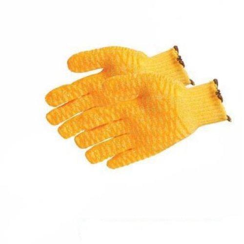 Yellow Silverline Gripper Gloves