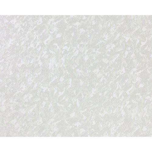 EDEM 9011-37 Unicolour wallpaper shiny cream white silver 10.65 sqm