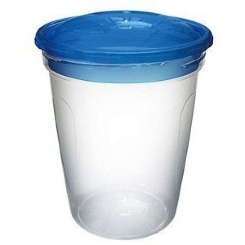 Griptight - 3 Twist Top Storage Pots 200ml