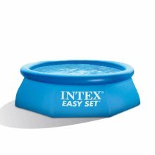 PVC Inflatable pool Intex 28112 244x76 Round Above Ground With Filter Pump