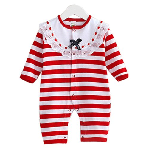 Baby Suit Clothing Long-Sleeved Cotton Baby Crawl Sports Clothing U