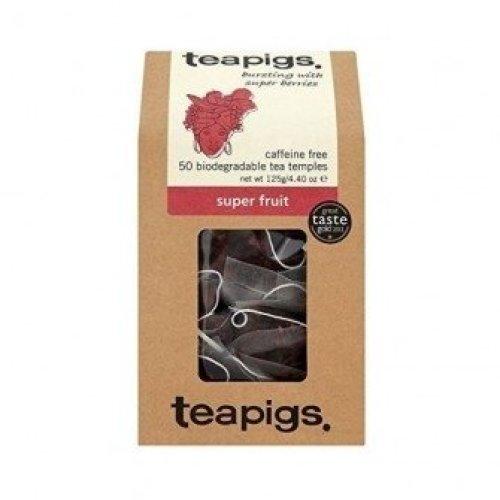 Teapigs - Super Fruit Tea 50 Bag