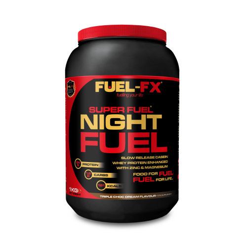 Night Fuel. Slow Release Protein supplement