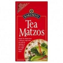 Rakusen - Tea Matzos