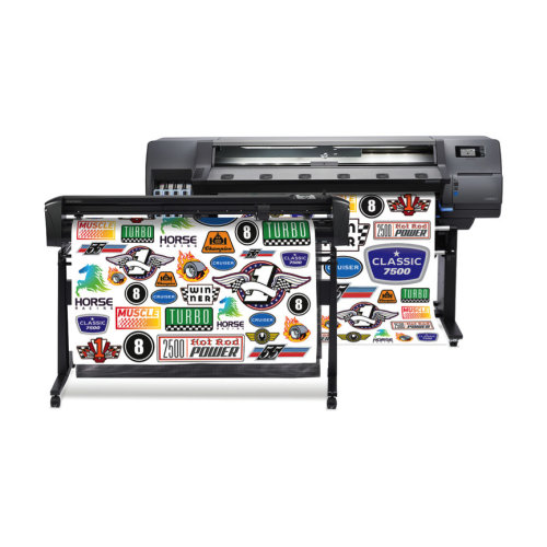 """HP Latex 115 Print and Cut Solution 54"""""""