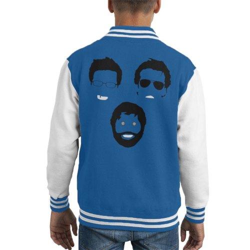 The Hangover Minimal Kid's Varsity Jacket