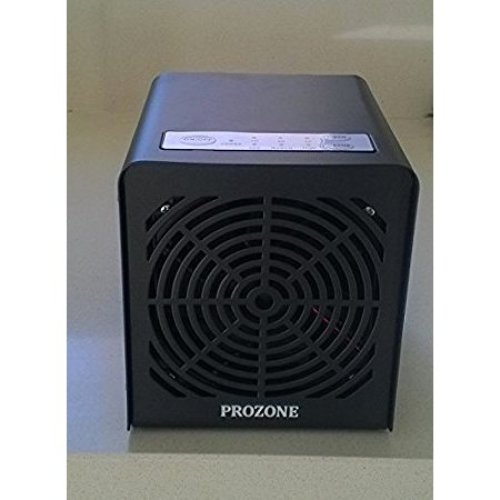 Ozone Generator Air Purifier Designed For Home & Car Use. Digital Control.