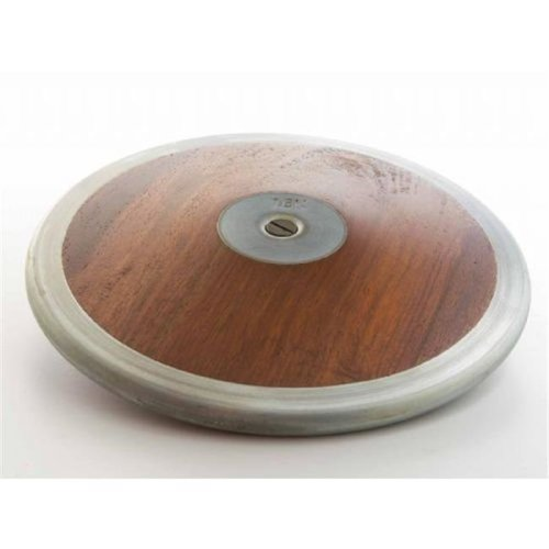 SSN AWODD1.0 Nelco 1K Popular Wood Discus, Brown