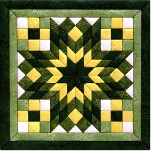 Diamond Star Quilt Magic Kit-Diamond Star