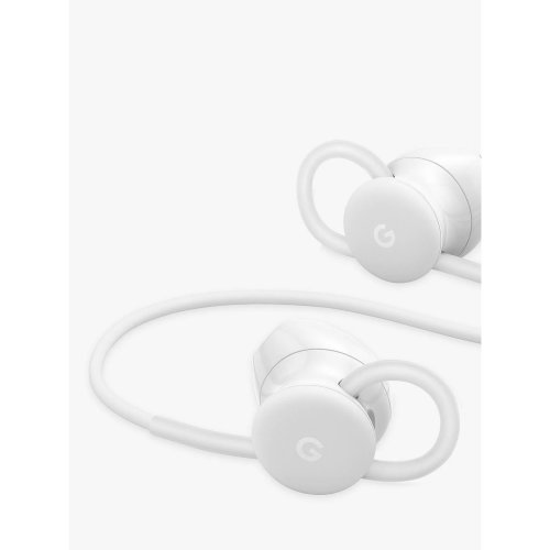 Official Google Pixel USB Type C Earbuds - White - Bulk Frustration Free Packaging (No Retail Packaging)