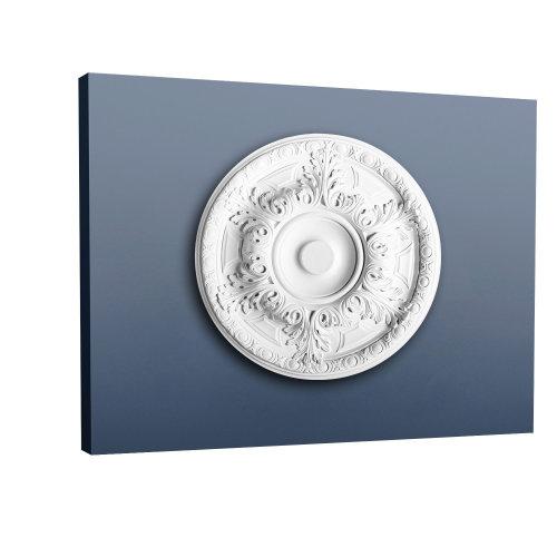 Orac Decor R18 LUXXUS Ceiling Rose Rosette Medallion | 49 cm diameter