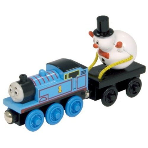 Thomas And Friends Wooden Railway - Thomas And the Snowman