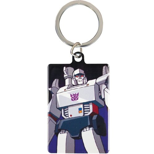 Transformers Megatron Key Ring