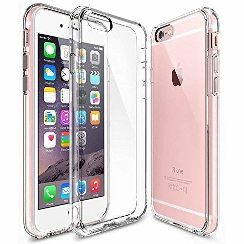 huge discount 263a8 fb9c4 iPhone 7 Case, iPhone 8 Case, [Fusion] iPhone 7 Gel Case[Drop  Protection/Shock Absorption Technology]For Apple iPhone 7/8 Transparent,  iPhone 7/8...